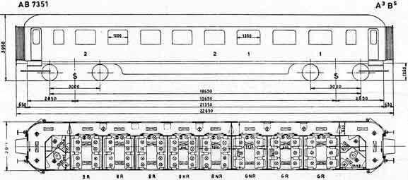 Plan K-Wagen der NS