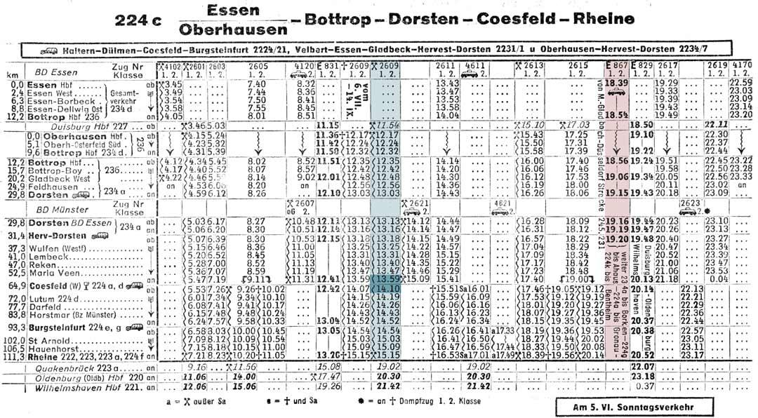 kbs-224c-DB-Kursbuch-Sommer-1958-Teil-2-Norden-Seite-307