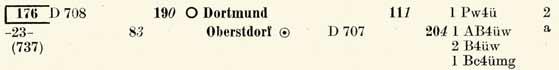 D/E 707 und D 708 Oberstdorf—Dortmund Hbf D-707-Dortmund-Hbf-ZpAU-So58-014